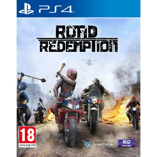 Road Redemption for PlayStation 4
