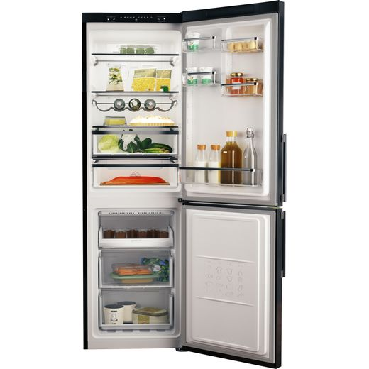 Hotpoint H5T811IKH1 Fridge Freezer - Black