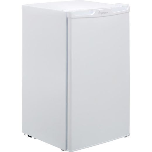 Fridgemaster MUZ4965M Under Counter Freezer - White - F Rated