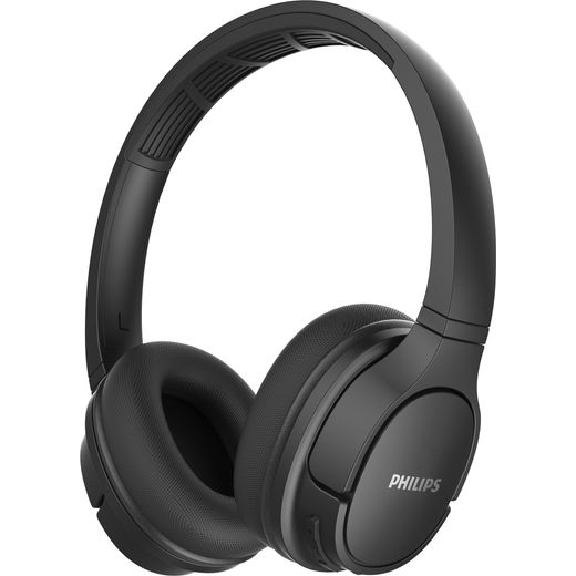 Philips ActionFit On-Ear Water Resistant Wireless Bluetooth Sports Headphones - Black
