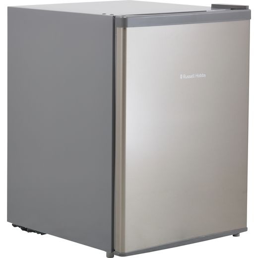 Russell Hobbs RHTTF67SS Fridge with Ice Box - Stainless Steel - F Rated