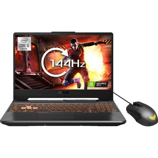 """Asus TUF Gaming FX506LH 15.6"""" Gaming Laptop - Black"""