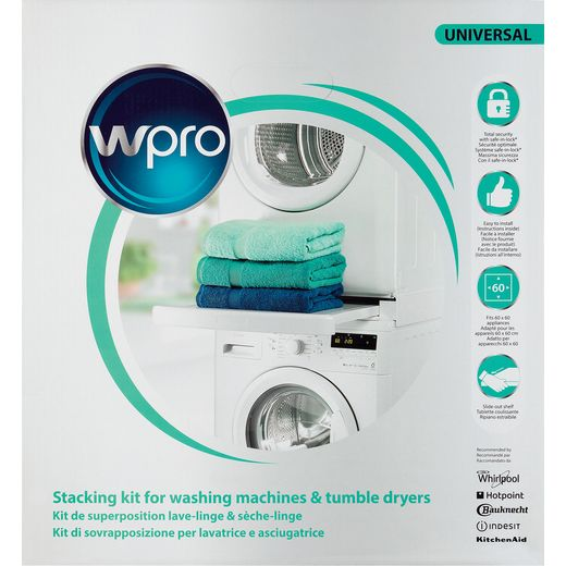 Wpro C00378975 Washing Machine Stacking Kit