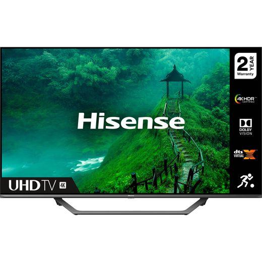 "Hisense 43AE7400FTUK 43"" Smart 4K Ultra HD TV"