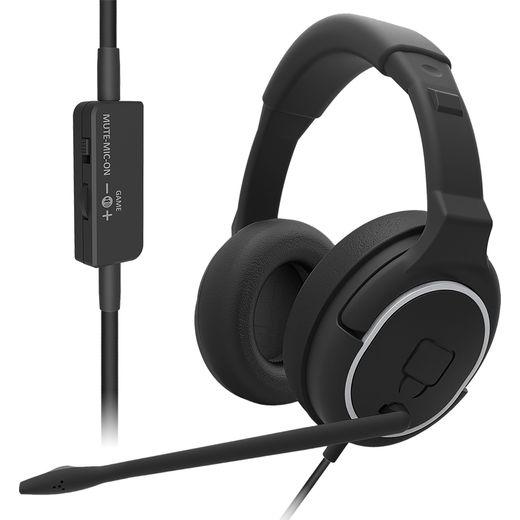 Venom Nighthawk Stereo Gaming Headset - Black