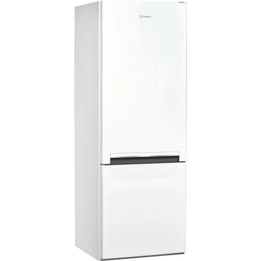 Indesit LI6S1EWUK 80/20 Fridge Freezer - White
