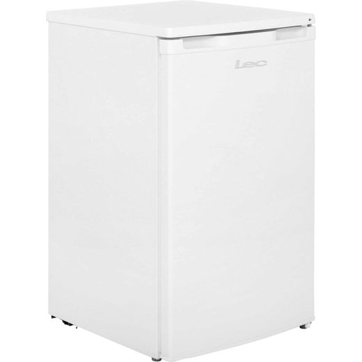 Lec R5010W.1 Fridge with Ice Box - White - F Rated