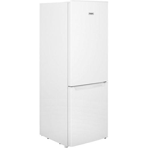 Fridgemaster MC50165 60/40 Fridge Freezer - White - F Rated