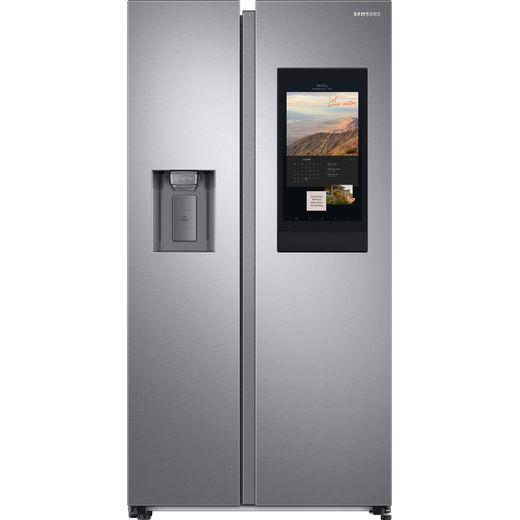 Samsung Family Hub™ RS6HA8891SL Wifi Connected American Fridge Freezer - Aluminium - E Rated