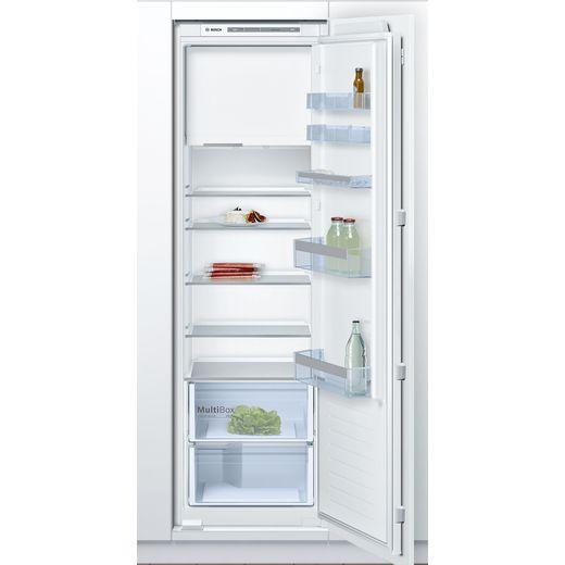 Bosch Serie 4 KIL82VSF0 Built In Fridge Freezer - White