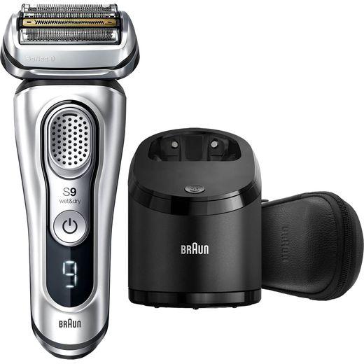 Braun Series 9 Mens Shaver Silver