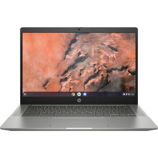"""HP 14b-na0005na 14"""" Chromebook Laptop - Silver"""
