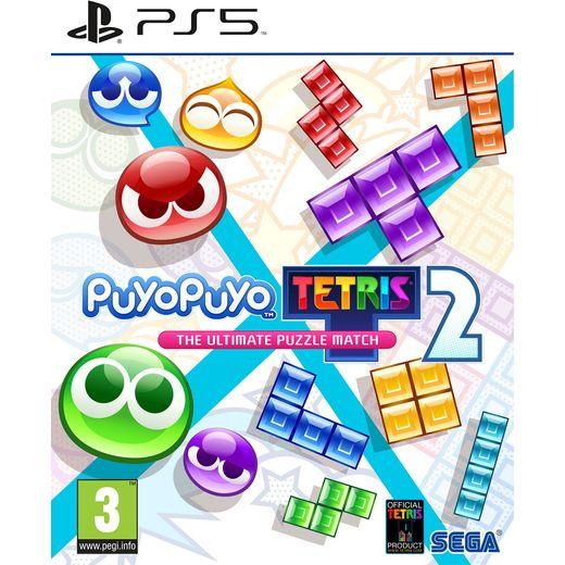 Puyo Puyo Tetris 2 - Launch Edition for PlayStation 5 .