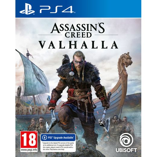Assassins Creed Valhalla for Sony PlayStation