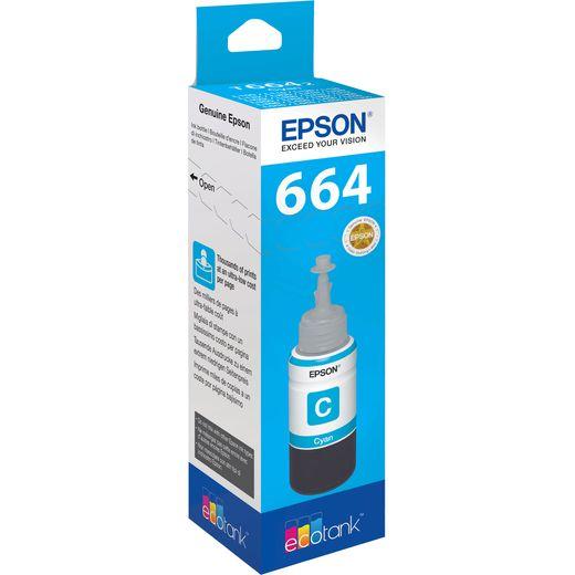 Epson EcoTank Cyan Ink