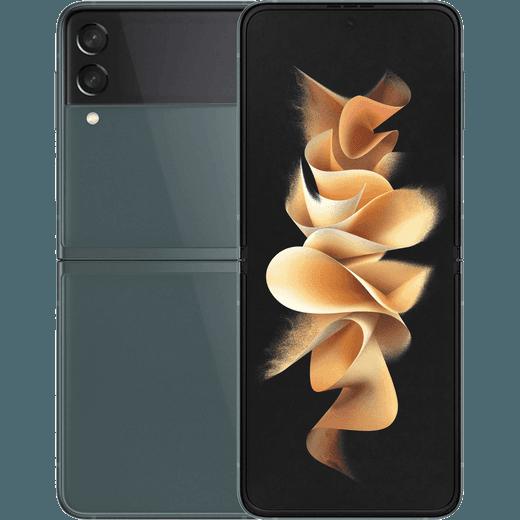 Samsung Galaxy Z Flip3 5G 256GB Flip Phone in Green