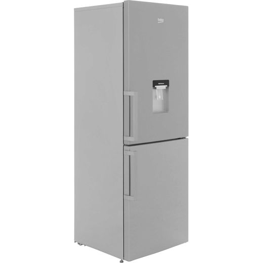 Beko CFP1675DX 60/40 Frost Free Fridge Freezer - Stainless Steel - F Rated