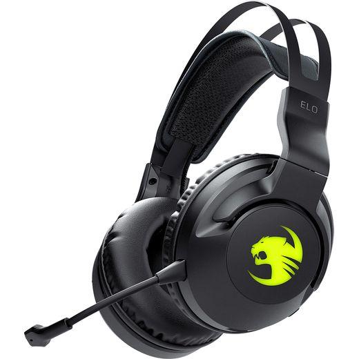 Roccat Elo 7.1 Air ELO 7.1 Air Wireless Surround Sound RGB Gaming Headset - Black