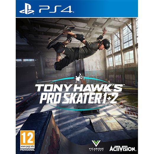 Tony Hawk's Pro Skater 1 & 2 for Sony PlayStation