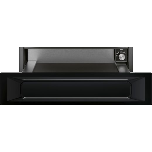 Smeg Victoria CPR915N Built In Warming Drawer - Black