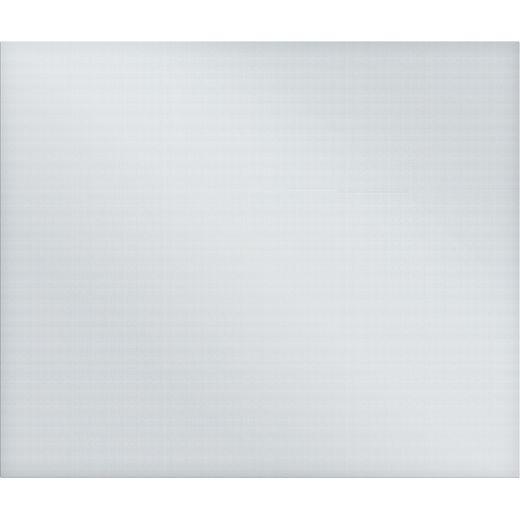 Non-Branded SBK110 110 cm Metal Splashback - Stainless Steel