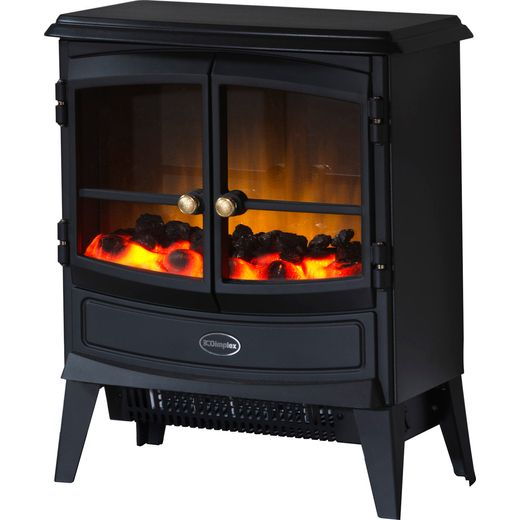 Dimplex Springbourne Optiflame SBN20E Coal Bed Electric Stove - Black