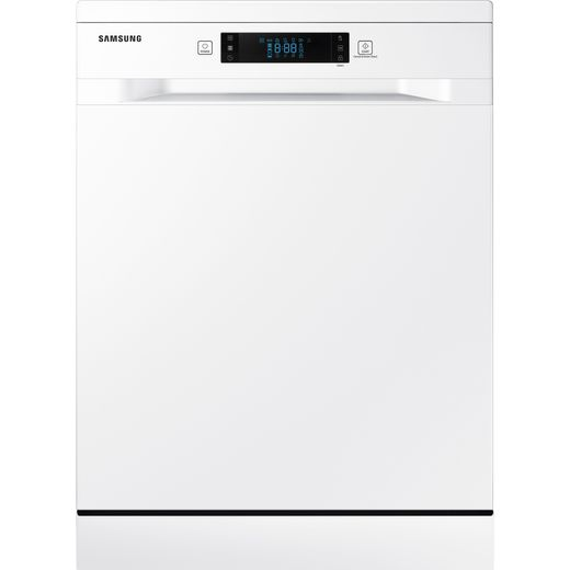 Samsung Series 6 DW60M6050FW Standard Dishwasher - White - E Rated