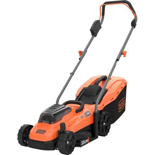Black + Decker BCMW33182L2-GB 18 Volts Cordless Lawnmower