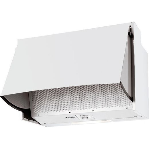 Hotpoint PAEINT66FLSW 60 cm Integrated Cooker Hood - Grey - D Rated