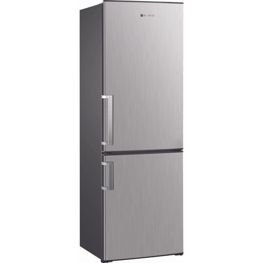 Hoover HVBF6182XFHK/1 70/30 Frost Free Fridge Freezer - Stainless Steel - F Rated