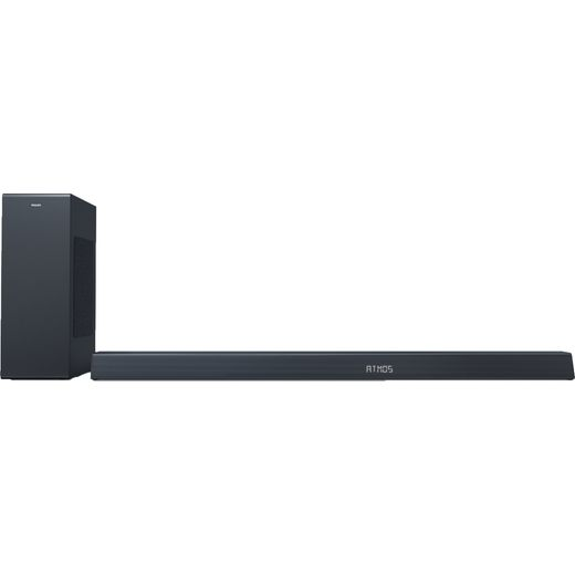 Philips TAB8805/10 Bluetooth 3.1 Soundbar - Black