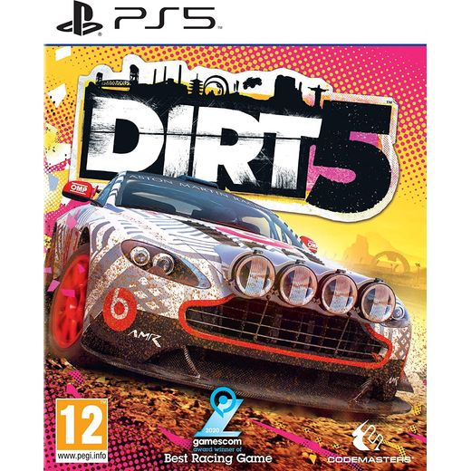 DIRT 5 for PlayStation 5 .