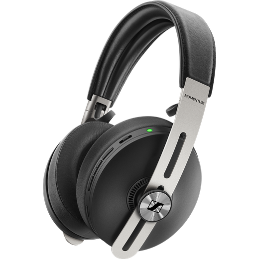 Sennheiser Momentum 3 Over-Ear Wireless Bluetooth Headphones - Black