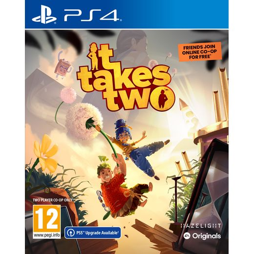 It Takes Two for PlayStation 4
