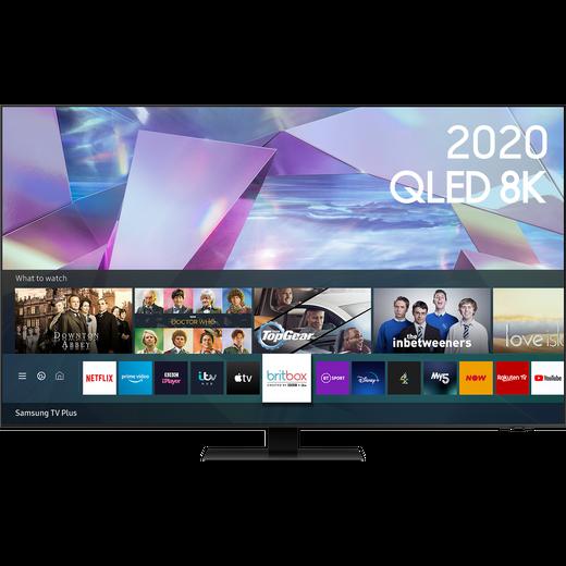 """Samsung QLED QE65Q700TA 65"""" Smart 8K TV"""