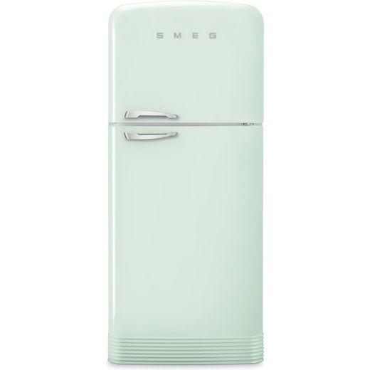 Smeg Right Hand Hinge FAB50RPG5 80/20 Frost Free Fridge Freezer - Pastel Green - E Rated