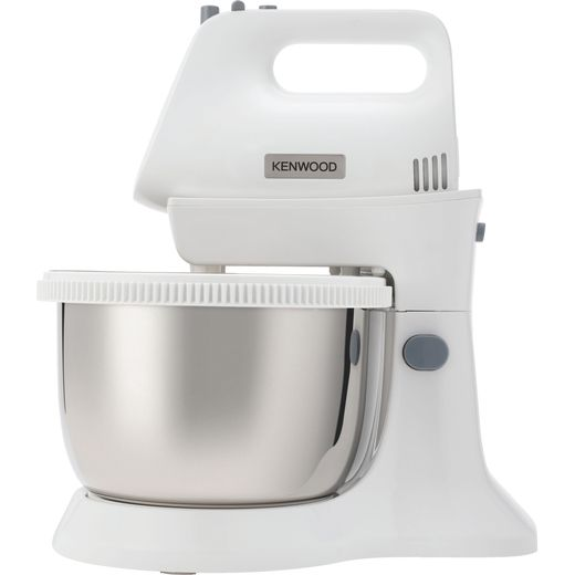Kenwood Chefette Lite HMP34.A0WH Hand Mixer with 4 Accessories - White