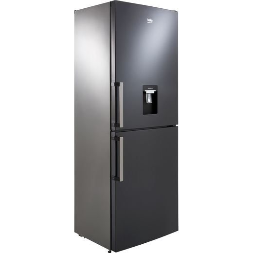 Beko CRFP1790DA 50/50 Frost Free Fridge Freezer - Anthracite - F Rated