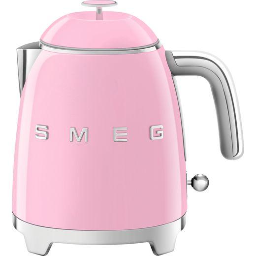 Smeg 50's Retro KLF05PKUK Kettle - Pink