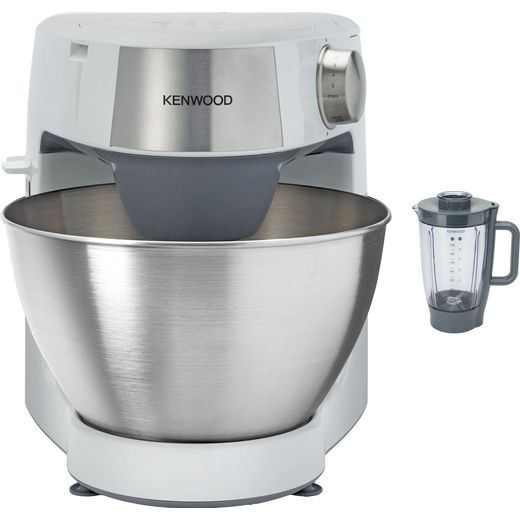 Kenwood Prospero KHC29.B0WH Stand Mixer with 4.3 Litre Bowl - White / Silver