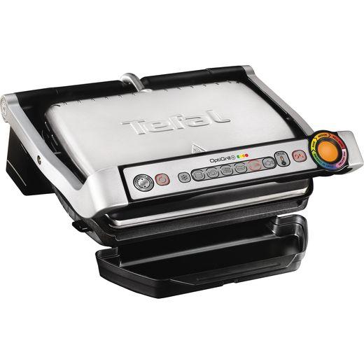 Tefal OptiGrill+ GC713D40 Health Grill - Silver