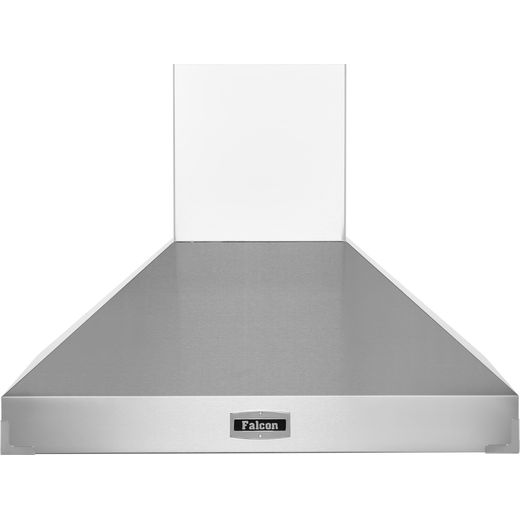 Falcon FHDSE900SS/C 90 cm Chimney Cooker Hood - Stainless Steel - A Rated