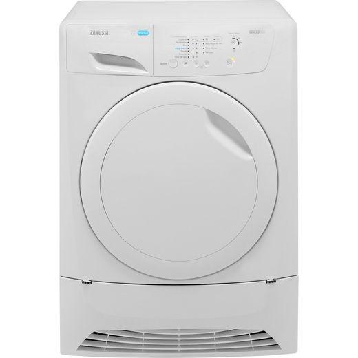 Zanussi Lindo100 ZDP7208PZ 7Kg Condenser Tumble Dryer - White