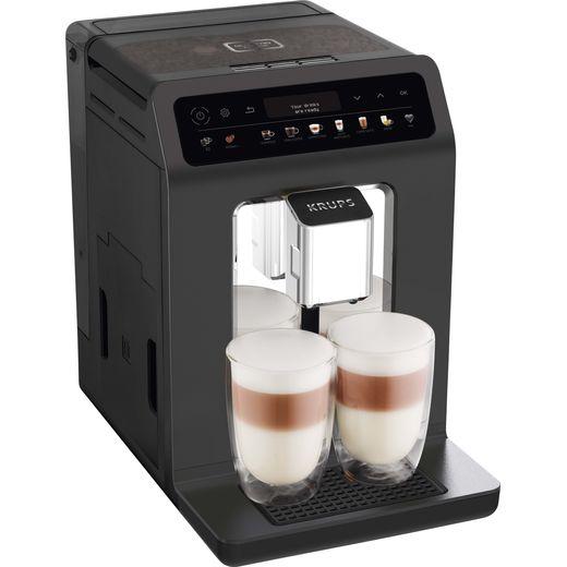 Krups Evidence EA895N40 Bean to Cup Coffee Machine - Grey
