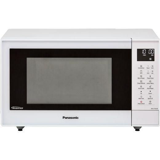 Panasonic NN-CT55JWBPQ 27 Litre Combination Microwave Oven - White