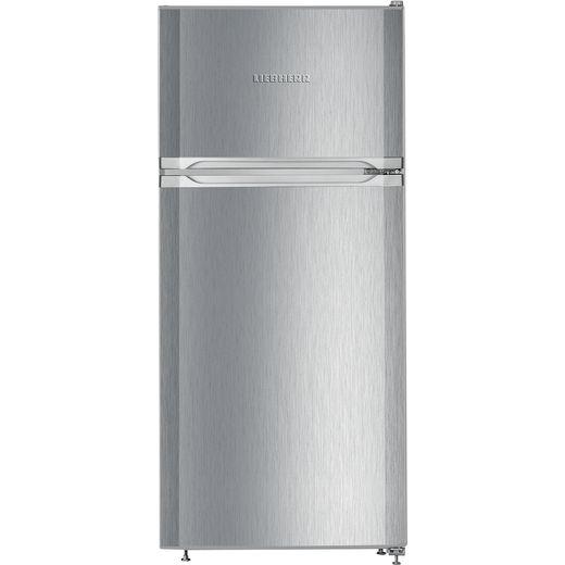 Liebherr CTel2131 70/30 Fridge Freezer - Stainless Steel - F Rated