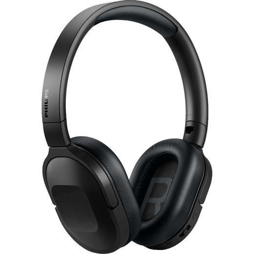 Philips Wireless Over Ear Bluetooth Headphones - Black