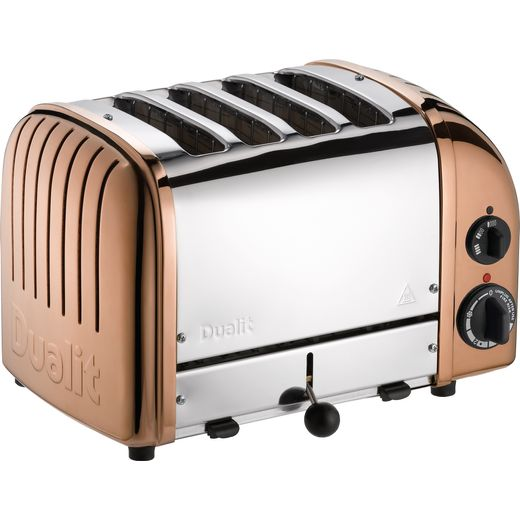 Dualit Classic 47450 4 Slice Toaster - Copper