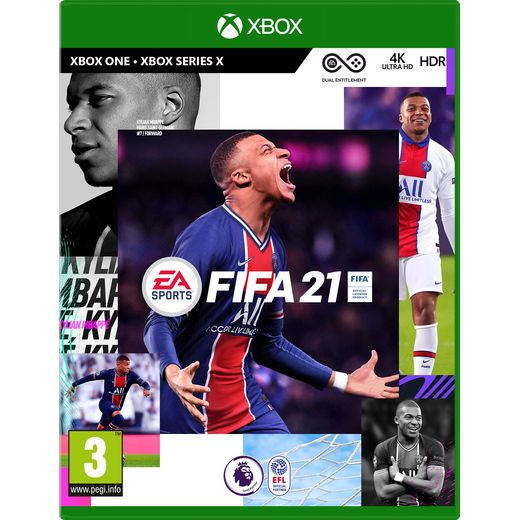 FIFA 21 for Xbox Series X