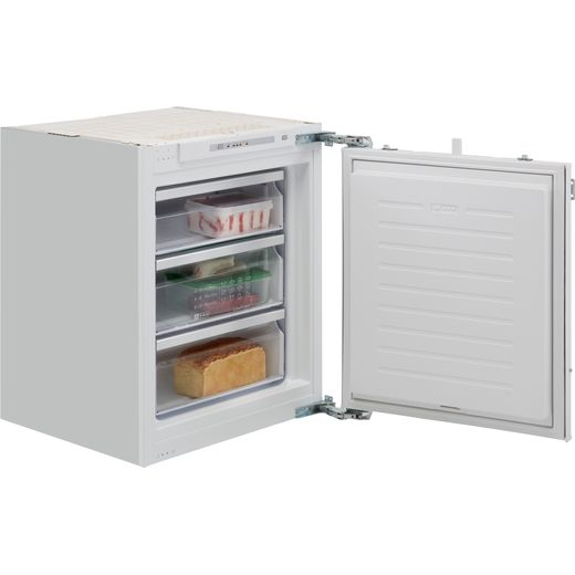 NEFF N50 GI1113FE0 Integrated Under Counter Freezer with Fixed Door Fixing Kit - E Rated